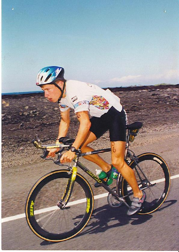 Ironman and olympic triathlon coaching programs and endurance training